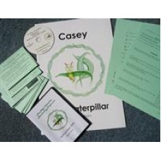 Magic Caterpillar Handwriting Programme Kit A+