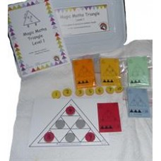 Magic Maths Triangle Home Pack - Level 1