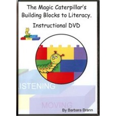 Magic Caterpillar Building Blocks to Literacy Instructional DVD