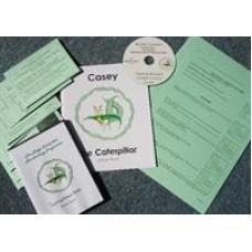 Magic Caterpillar Handwriting Programme Kit B+
