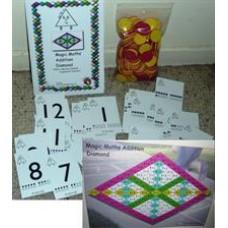 Magic Maths Addition Diamond
