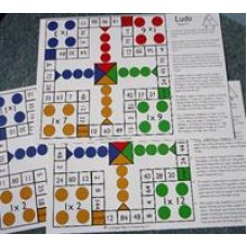 Magic Maths Game - Ludo Game