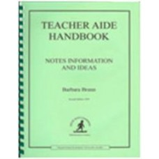 Teacher Aide Handbook Revised