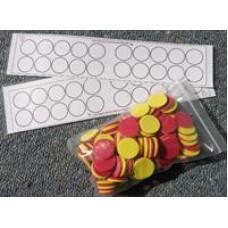 Magic Maths 20 Frames & Counters