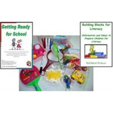 Getting Ready for School plus Information and Ideas Combo (Home Kit)