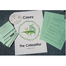 Magic Caterpillar Handwriting Programme Kit A