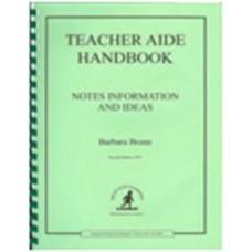 Teacher Aide Handbook Revised