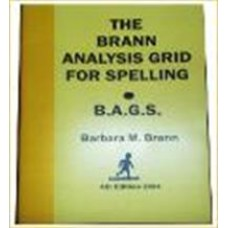 The Brann Anaylsis Grid for Spelling